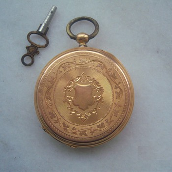 Unknown Pocket watch - Pocket Watches