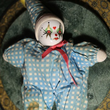 Little Clown Doll - Made in China