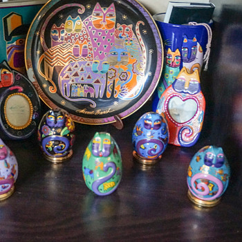 Laurel Burch Collection - Figurines