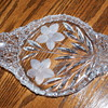 American Brilliant Cut Crystal Dish?