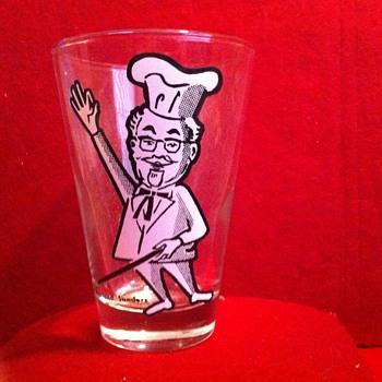 KFC glass premium - Glassware