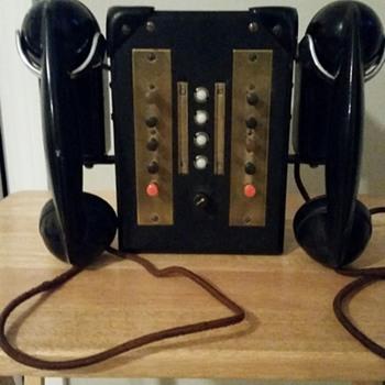 "New York Stock Exchange Manual ""Ring-Down"" Floor Phone - Telephones"