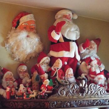 Santa Overload!