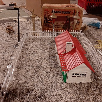 My ranch house  - Toys