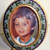Micro Mosaic small photo frame