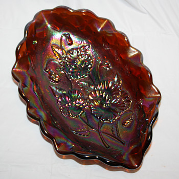 Imperial Glass Candy Dish - Glassware