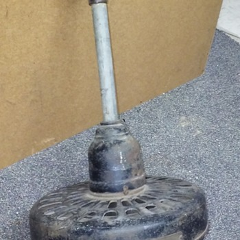 old GENERAL ELECTRIC ceiling fan motor - Tools and Hardware