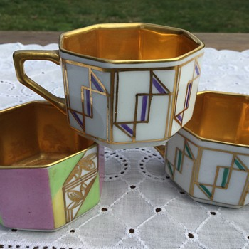 Rosenthal Art Deco cups - China and Dinnerware