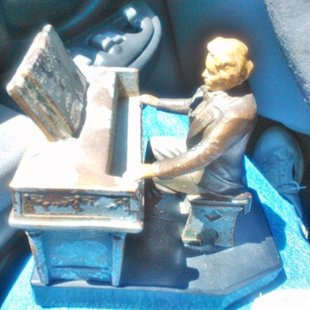Beethoven 1932 Bookend!