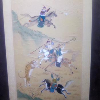 chinese watercolor art - Fine Art