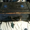 1953 Cold War era Russian ammo crate.