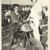 "Phil ""Phillie"" Cancilla Motorcycle racer 1948"