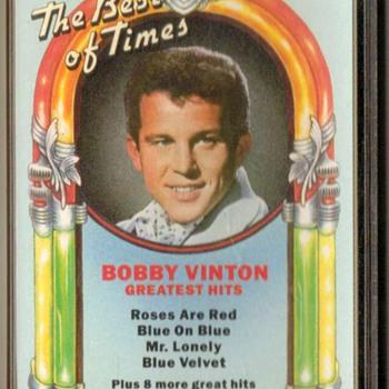 """""""Bobby Vinton"""" - Cassette Tape - Records"""