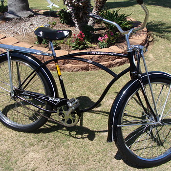 "My rare 1962 26"" Schwinn Heavy Duty Wasp Survivor! - Sporting Goods"