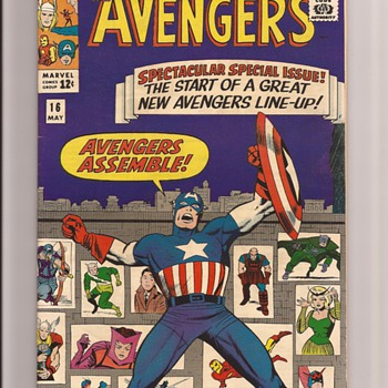 Another favourite Kirby book - Comic Books