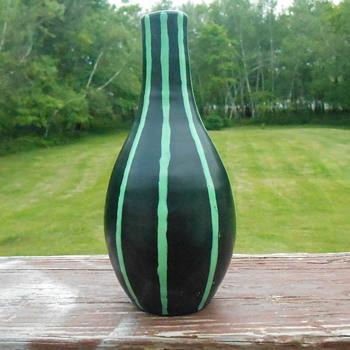 Clay Bud Vase - Pottery