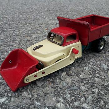 SSS Tinplate Self-loading Dump truck