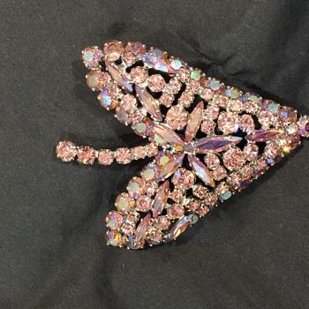 Sherman Pin - Costume Jewelry
