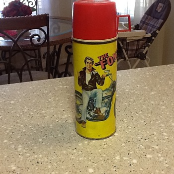 The Fonz Thermos 1976 - Kitchen