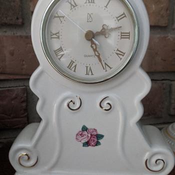 My newest yard sell find! - Clocks