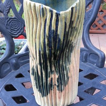 TAMARA UNGER CERAMIC VASE - Pottery