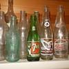 1946 7 Up Bottle 7 oz