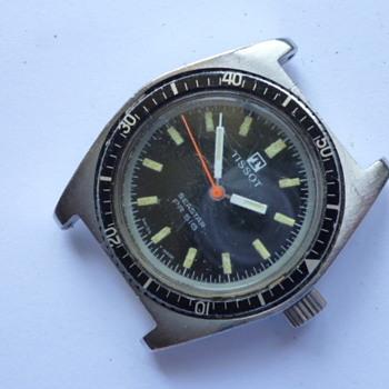 Tissot Seastar PR516 Dive watch