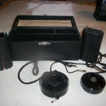 Stolz Electrophone - Music Memorabilia