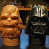 Vintage Star Wars Candy Heads