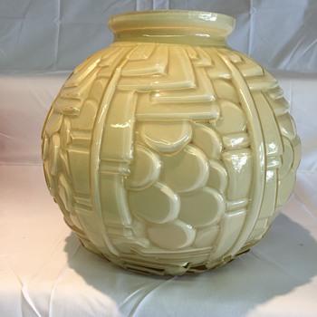 Mystery Deco Vase