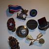 Military pins?
