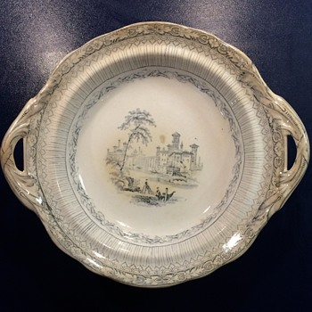 Transferware Tureen Bowl - Who Made it? - China and Dinnerware
