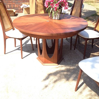 Table & chairs I just bought