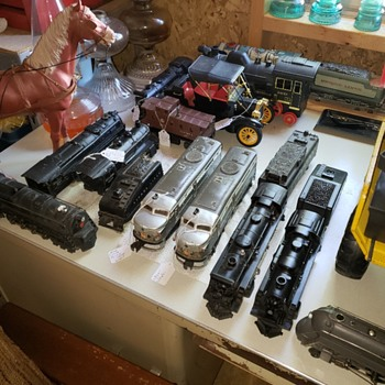 Trains and Layout! - Model Cars