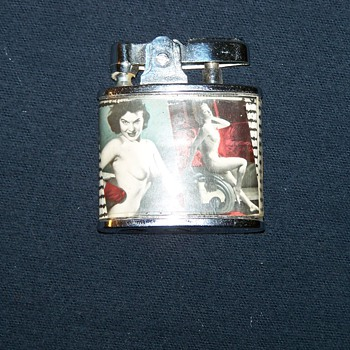 Anchor brand lighter  - Tobacciana