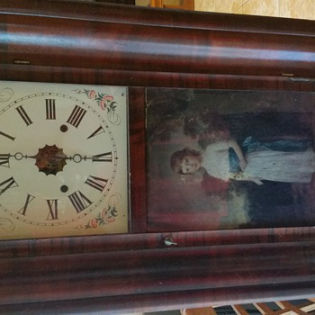 My Auntie's Old Clock - Clocks
