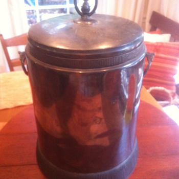 18 lbs    circa 1883   What is it? - Kitchen