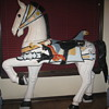 20th Century Imported European Carousel Horse - Replication