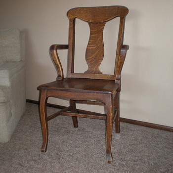 What strange type of chair is this? - Furniture