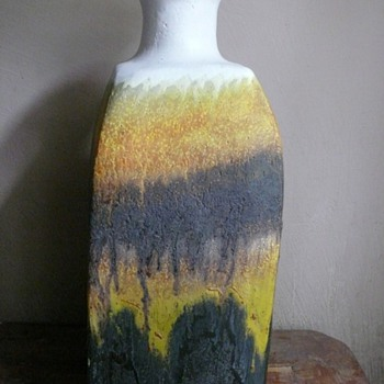 two pieces by marcello fantoni  - Pottery