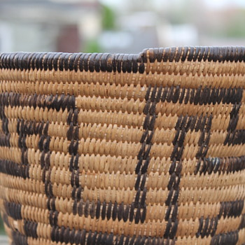 Southwestern Native American Basket ? - Native American