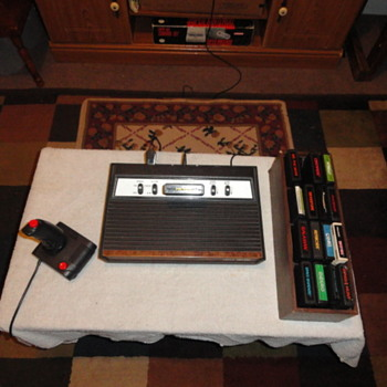 Atari 2600 and MORE GAMMING SYSTEMS AND PLUS