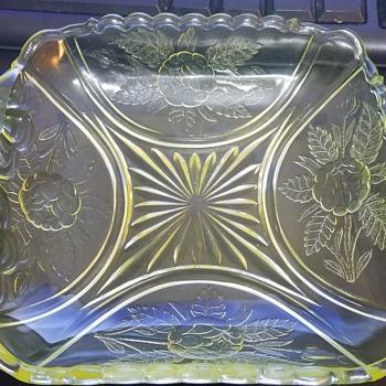 Mystery Glass - Glassware
