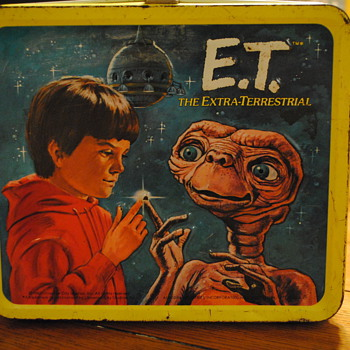 1982 E.T. Lunch Box by Aladdin - Kitchen