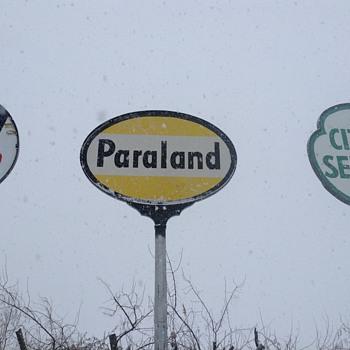 Paraland Gas - Petroliana