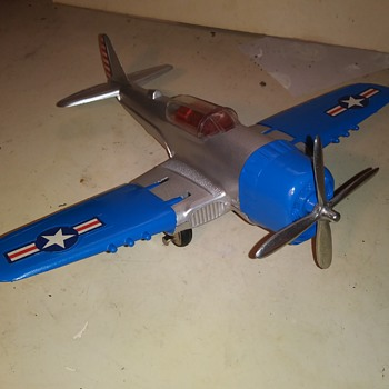 Hubley Airplane - Toys