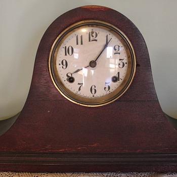 Waterbury Mantle Clock - Clocks