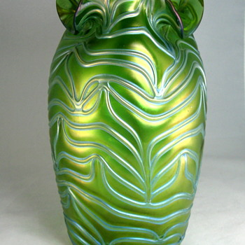 Loetz Creta Formosa  - Art Glass