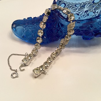 EISENBERG Bracelet... To go with D & E brooch - Costume Jewelry
