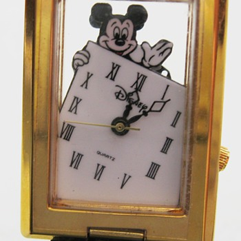 Unique Mickey Mouse Watch  - Wristwatches